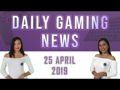 AKS Gaming News 25/04/2019