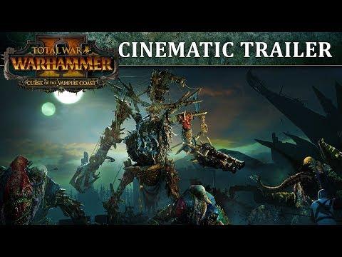 Total War: WARHAMMER 2 / Curse of the Vampire Coast Trailer
