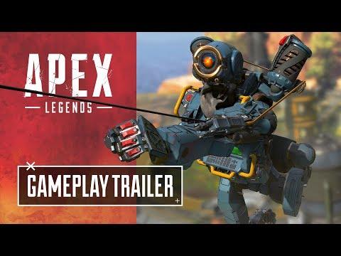 Apex Legends Gameplay Trailer