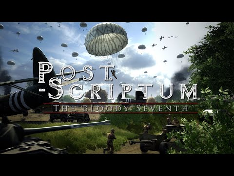Post Scriptum - Launch Trailer [2018]
