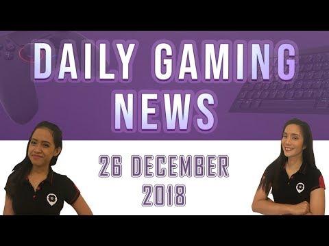 AKS Gaming News 26/12/2018