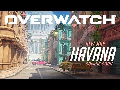 [COMING SOON] Havana   New Escort Map   Overwatch