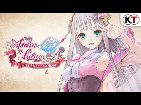 Atelier Lulua: The Scion of Arland - Western Release Date