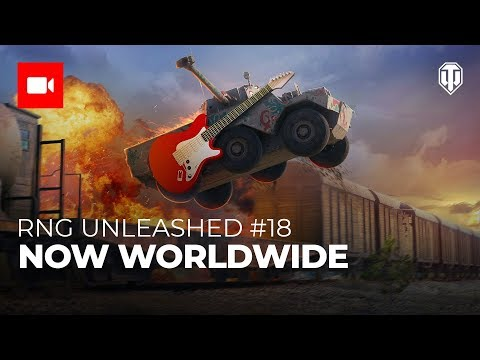 RNG Unleashed #18: Now Worldwide