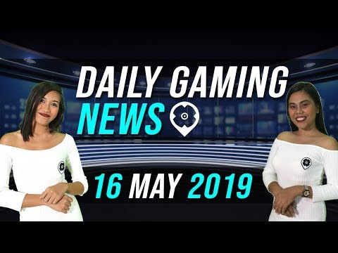 AKS Gaming News 16/05/2019