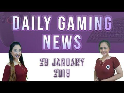 AKS Gaming News 29/01/2019