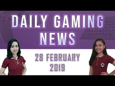 AKS Gaming News 28/02/2019