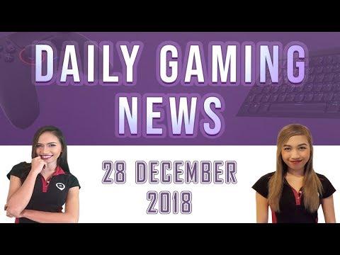 AKS Gaming News 28/12/2018