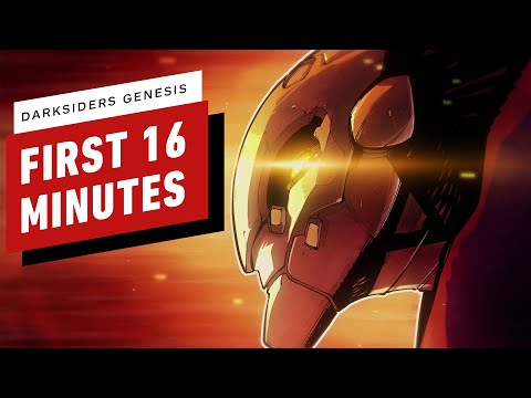 The First 16 Minutes of Darksiders Genesis