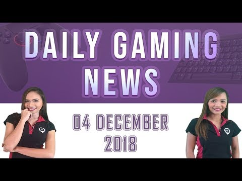 AKS Gaming News / Part 2 : 04/12/2018