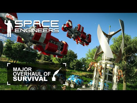 Space Engineers: Now out of Early Access!