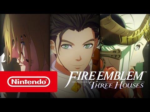 Fire Emblem: Three Houses - E3 2019 Trailer (Nintendo Switch)