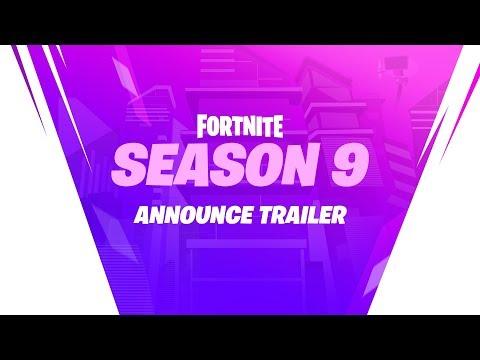 Fortnite - Season 9 - Cinematic Trailer