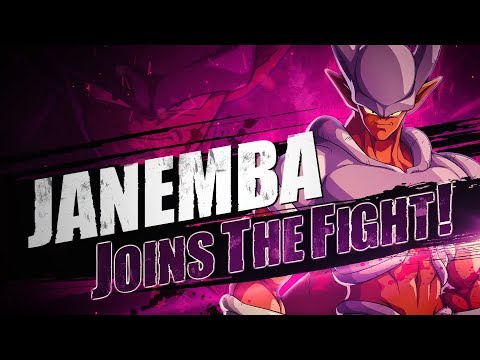 DRAGON BALL FighterZ - Janemba Announcement Trailer | PS4, X1, PC, SWITCH