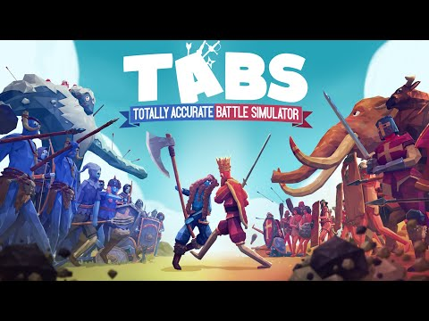 Totally Accurate Battle Simulator Early Access Trailer