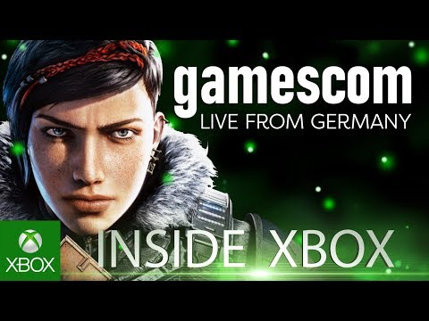 Inside Xbox – Gamescom Special Trailer (Ft. Gears 5, Ghost Recon Breakpoint & More)