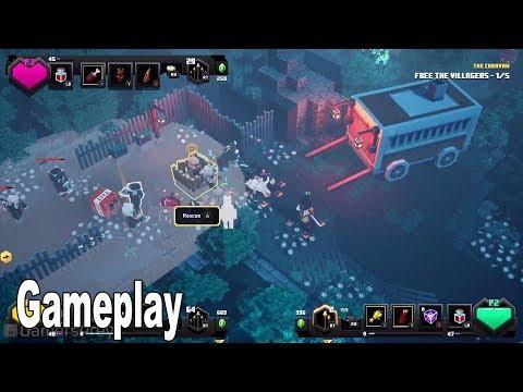 Minecraft Dungeons - Gameplay Demo MineCon 2019 [HD 1080P]