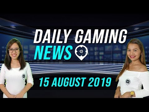 AKS Gaming News 15/08/2019