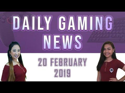 AKS Gaming News 20/02/2019