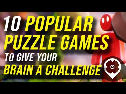 10 Popular Puzzle Games to Give Your Brain a Challenge
