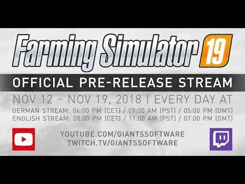 Farming Simulator 19 -What's new in FS19 (English)