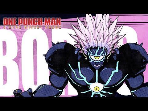 One Punch Man A Hero Nobody Knows - Boros, Puri-Puri Prisoner, Snek, Crablante Character Trailer