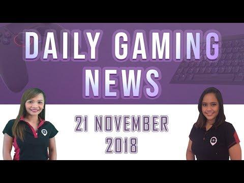 AKS Gaming News / Part 2 : 21/11/2018
