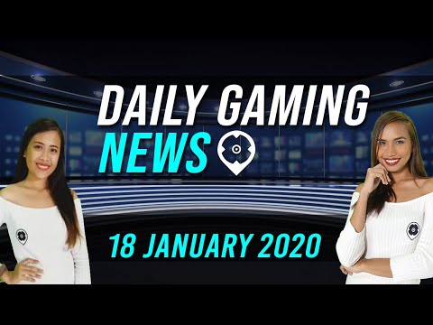 AKS Gaming News 18/1/2020