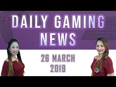 AKS Gaming News 26/03/2019
