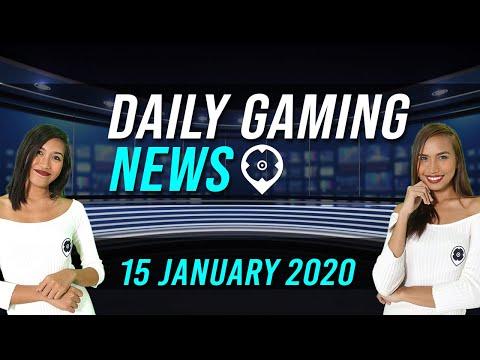 AKS Gaming News 15/1/2020