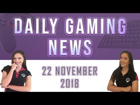 AKS Gaming News / Part 2 : 22/11/2018