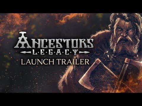 Ancestors Legacy - Launch Trailer