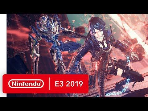 ASTRAL CHAIN - Nintendo Switch Trailer - Nintendo E3 2019