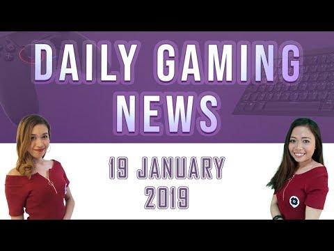 AKS Gaming News 19/01/2019