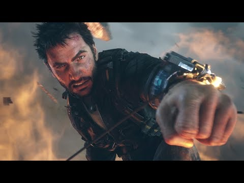 Just Cause 4 Cinematic Trailer (produced by VISUAL WORKS)