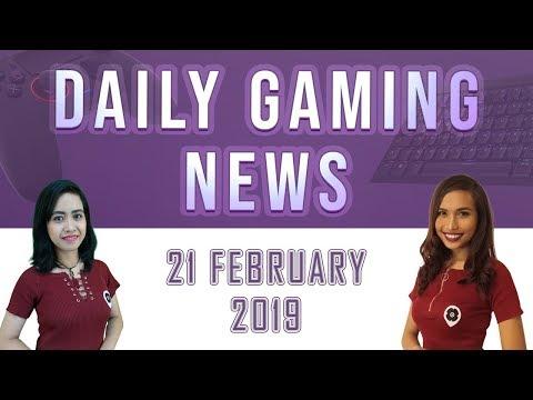 AKS Gaming News 21/02/2019