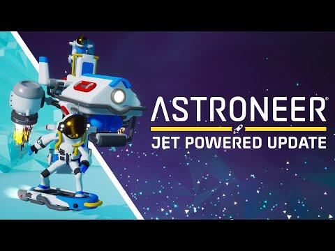 ASTRONEER - Jet Powered Update Trailer