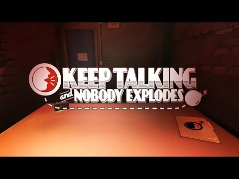Keep Talking and Nobody Explodes|PC Mac Linux Trailer