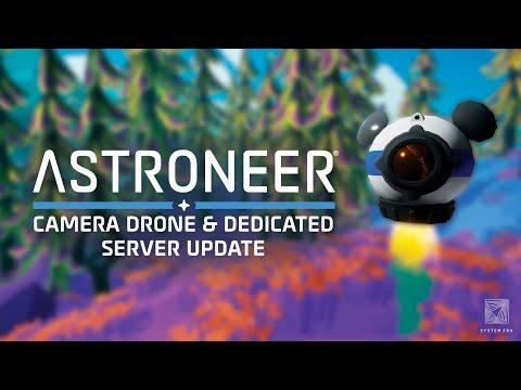 ASTRONEER - Camera Drone Trailer