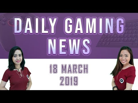 AKS Gaming News 18/03/2019