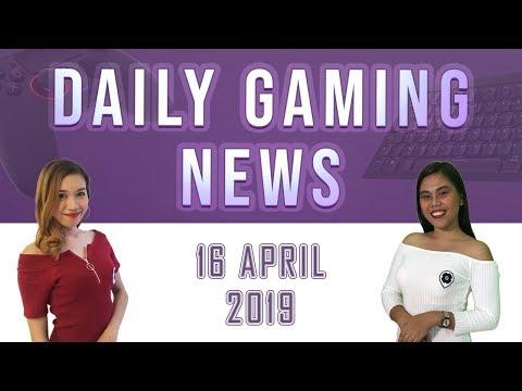 AKS Gaming News 16/04/2019