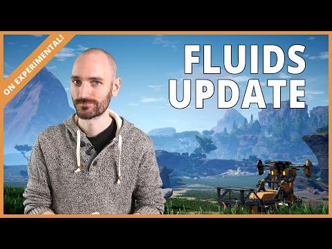 FLUIDS UPDATE on Experimental!