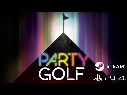 Party Golf Trailer