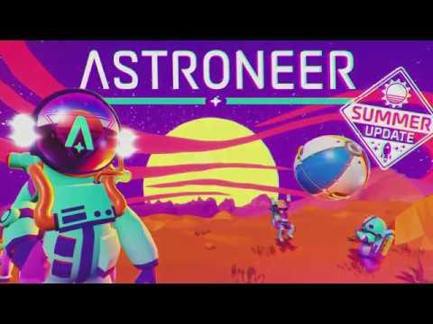 ASTRONEER - Summer Update Trailer