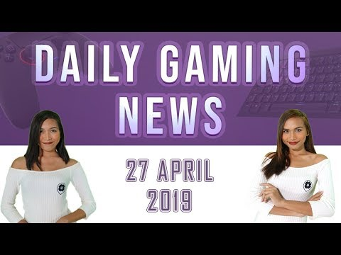 AKS Gaming News 27/04/2019