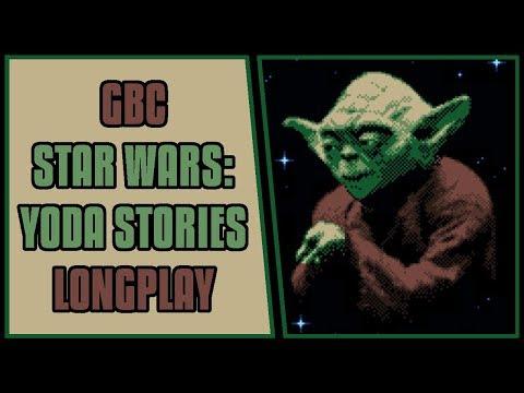 Star Wars: Yoda Stories - GBC Longplay/Walkthrough #43 [720p60]