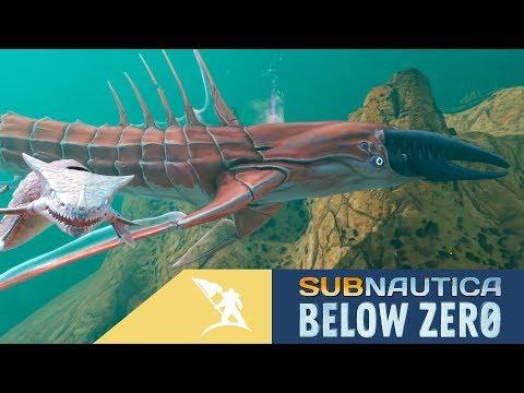 Subnautica: Below Zero Snowfox Update