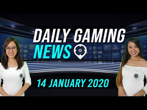 AKS Gaming News 14/1/2020