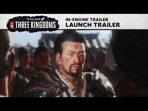 Total War: THREE KINGDOMS - Liu Bei Launch Trailer [PEGI UK]
