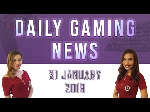 AKS Gaming News 31/01/2019